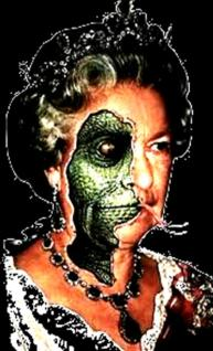 QUEEN MOTHER CAUCASOID-REPTILIAN