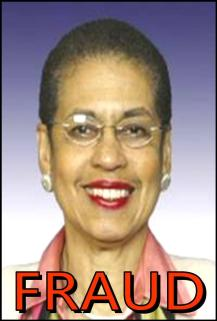 DEL. ELEANOR HOLMES NORTON THE FRAUD