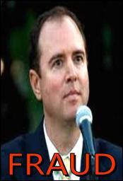 REP. ADAM SCHIFF THE FRAUD