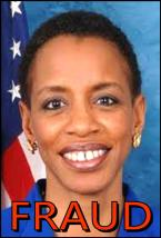 REP. DONNA EDWARDS THE FRAUD
