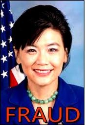 REP. JUDY CHU THE FRAUD