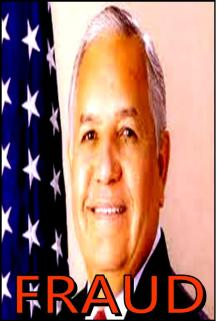 REP. SILVESTRE REYES THE FRAUD