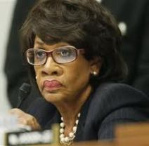 CONGRESSIONAL CRIME BOSS MAXINE WATERS