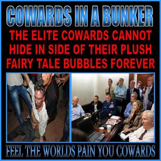 BUNKER COWARDS