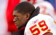 Kansas City Chiefs linebacker Jovan Belcher  2