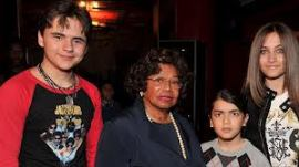 KATHERINE JACKSON & MAGICAL WHITE KIDS