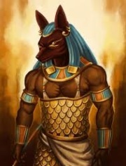 ANUBIS GOD OF WAR