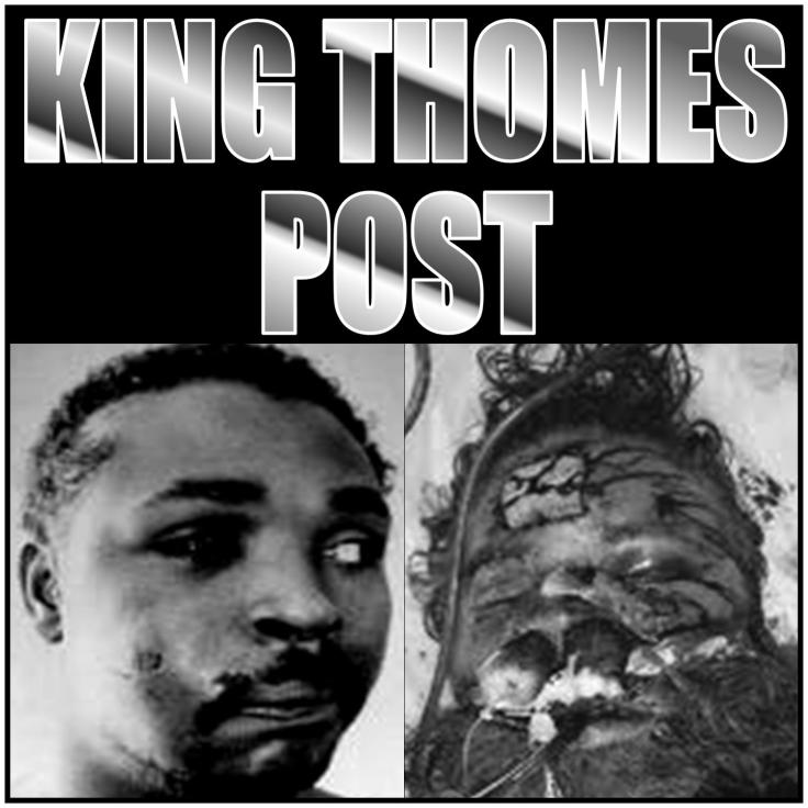 KING TOM POST