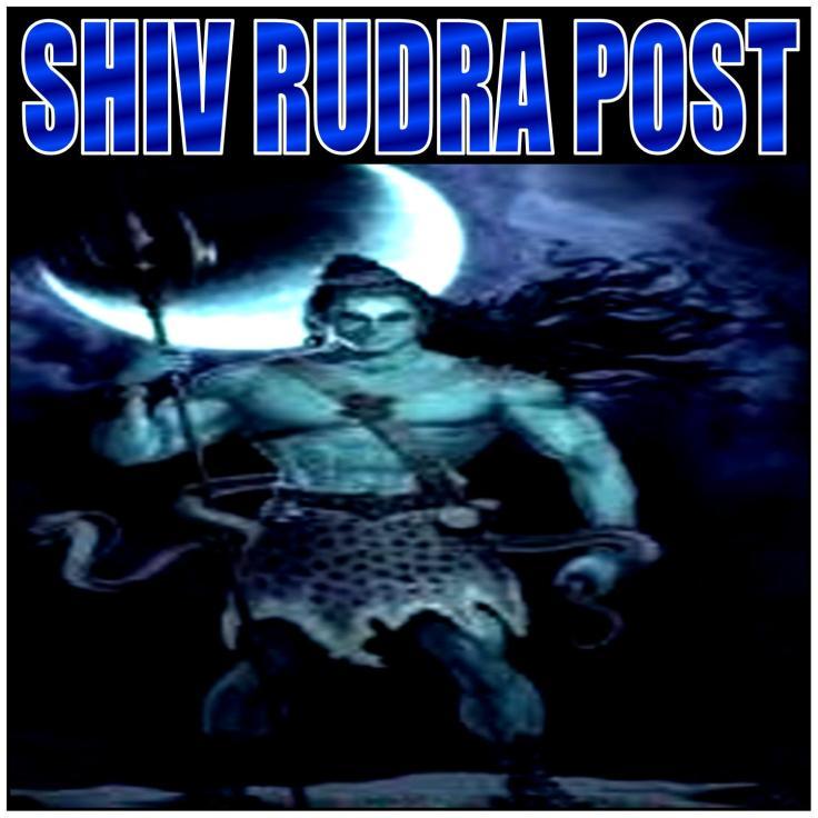 SHIV RUDRA POST