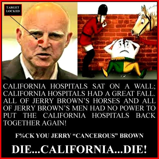FUCK JERRY BROWN