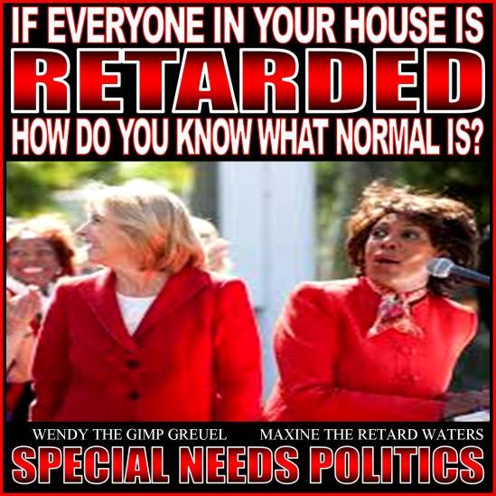 RETARDED POLITICIANS