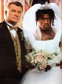 RICKY WILLIAMS AND MIKE DITKA