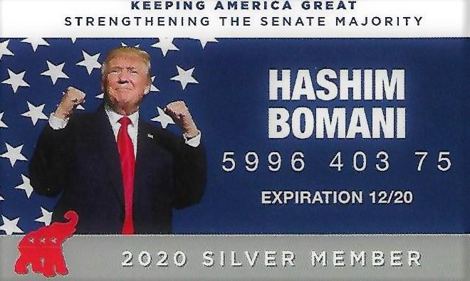 MAGA SILVER 2020
