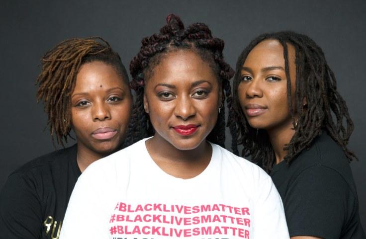 BLACK LIVES BITCHES