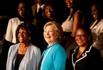 HILLARY AND WATERS