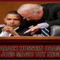 OBAMA THE MAGIC TOY NEGRO: THE HUCKLEBERRY FINN SYNDROME IS ALIVE AND WELL... NOW LET US GO AFTER THIS TOPIC WITH EXTREME PREJUDICE!