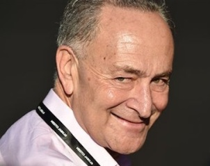 United States Senator from New York Chuck Schumer attends the 2016 Global Citizen Festival in Central Park on Saturday, Sept. 24, 2016, in New York. (Photo by Evan Agostini/Invision/AP)
