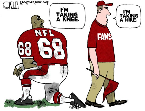 FUCK THE NFL FOREVER