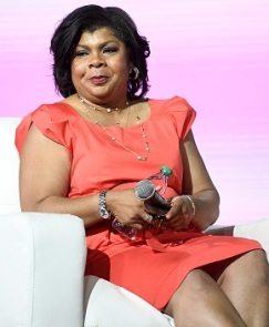 NEW ORLEANS, LA - JUNE 30: April Ryan speaks onstage at the 2017 ESSENCE Festival presented by Coca-Cola at Ernest N. Morial Convention Center on June 30, 2017 in New Orleans, Louisiana. (Photo by Paras Griffin/Getty Images for 2017 ESSENCE Festival )