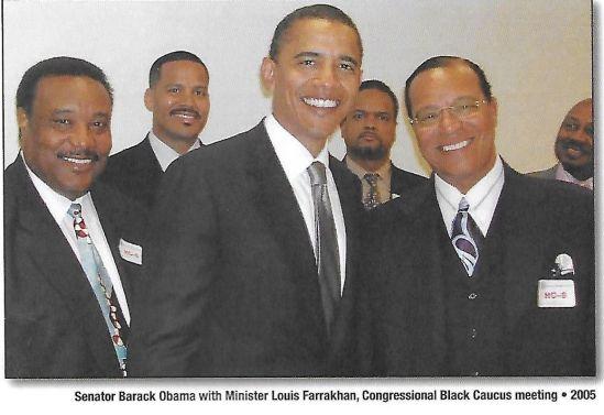 barack obama and louis farrakhan