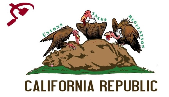 California-Republic BROKE