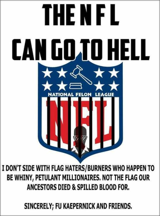 NFL BOYCOTT 1