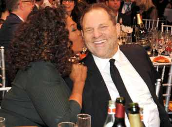 OPRAH AND WEINSTEIN