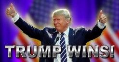 TRUMP WINNING 7