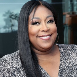 HOLLYWOOD, CA - OCTOBER 31: TV personality Loni Love visits Hollywood Today Live at W Hollywood on October 31, 2016 in Hollywood, California. (Photo by David Livingston/Getty Images)