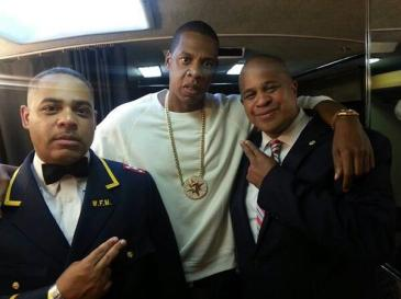 JAY-Z AND FARRAKHAN