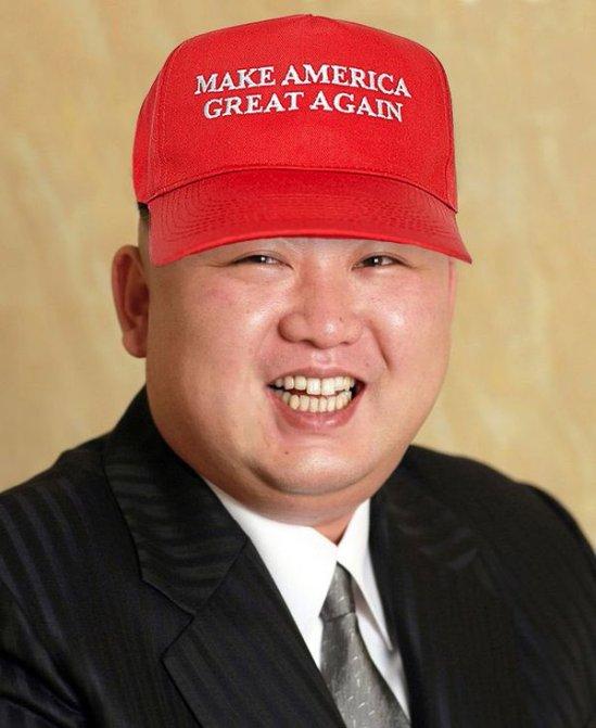 KIM JONG UN MAGA