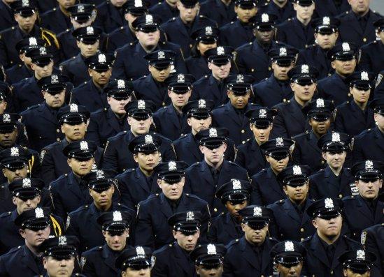 NO BLACK POLICE