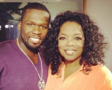 50 CENT AND OPRAH