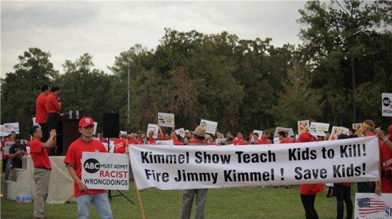 JIMMY KIMMEL TEACHING KIDS TO KILL