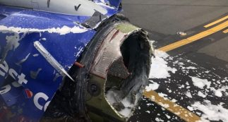 SOUTHWEST ENGINE FAILURE