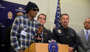 SNOOP AND BECK