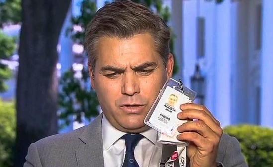BITCH ASS JIM ACOSTA