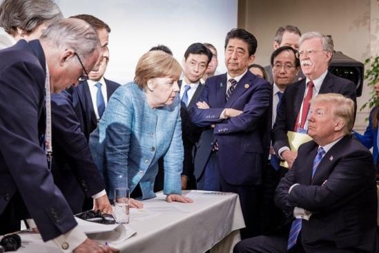 FUCK THE G7