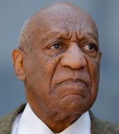 Mandatory Credit: Photo by Matt Slocum/AP/REX/Shutterstock (9640100co) Bill Cosby departs after his sexual assault trial, at the Montgomery County Courthouse in Norristown Bill Cosby, Norristown, USA - 23 Apr 2018