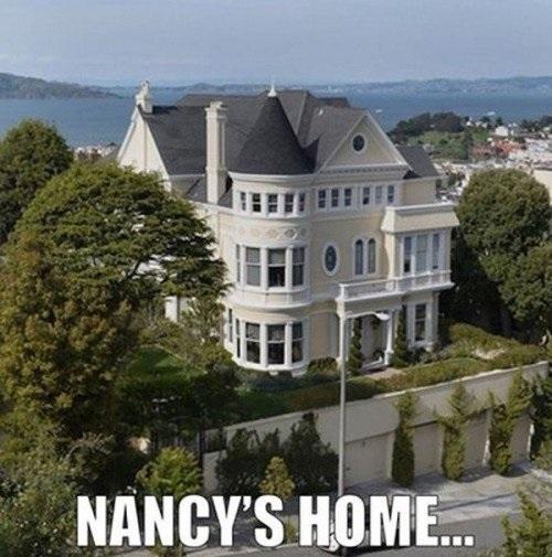 NANCY HOME