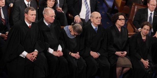 Ruth Bader Ginsburg SLEEPING