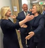 GILL AND HILLARY