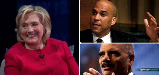 hillary-clinton-says-all-blacks-look-alike-liberals-applaud-eric-holder-corey-booker