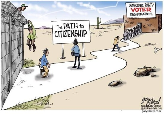 ILLEGAL DEM CONSTITUENTS