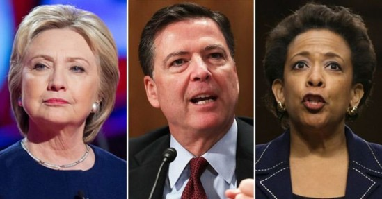 Special+counsel+for+clinton+comey+lynch