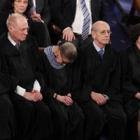 RUTH BADER GINSBURG IS DEAD...