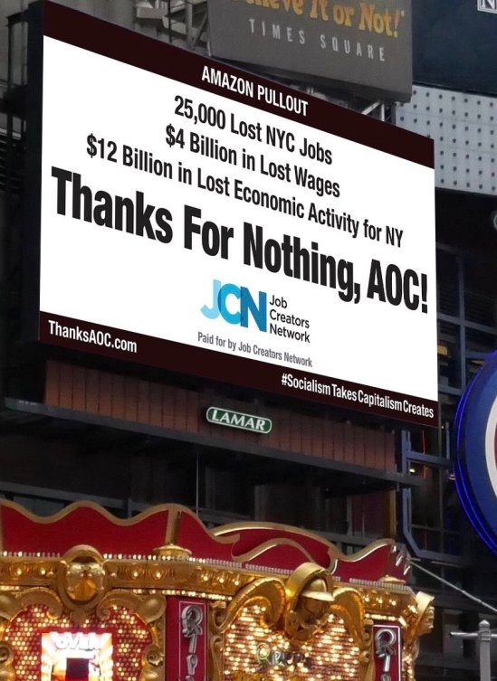 AOC BILLBOARD