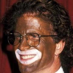 danson-blackface