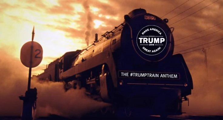 trumptrain-cool-one