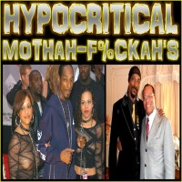 ISHMAEL AND FARRAKHAN CAUGHT ONCE AGAIN TALKING WITH A HYPOCRITICAL AND FORKED TONGUE...